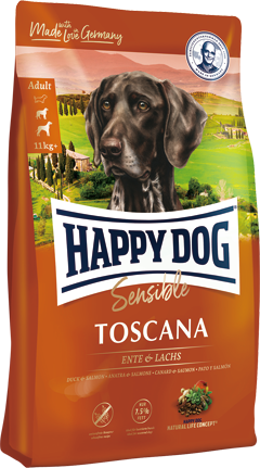 HAPPY DOG TOSCANA