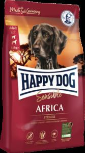 HAPPY DOG アフリカ