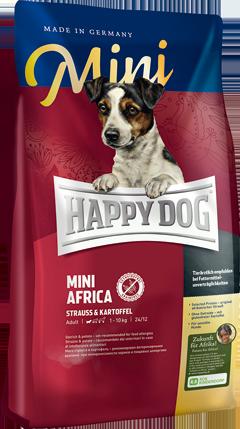 ミニ アフリカ - HAPPY DOG MINI AFRICA