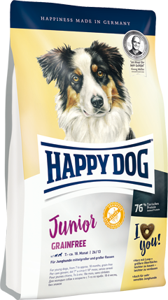 HAPPY DOG JUNIOR